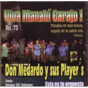 Viva Manabi Carjo Vol 73 Don Medardo Y Sus Players Music
