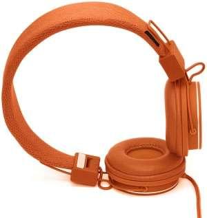 Urbanears Plattan On Ear Stereo Headphones   Orange by Urbanears