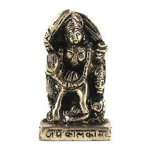 MANTRA ~ Jai Kalka Maa ~ Small ~ 2.25 High: Home & Kitchen