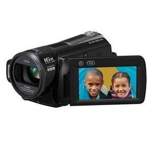 HDC TM20 16GB Full High Definition Camcorder (Black) Camera & Photo