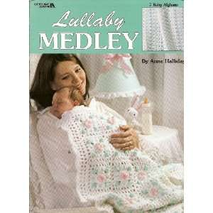Baby Afghans, Crochet (Leisure Arts, # 3088) Anne Halliday Books
