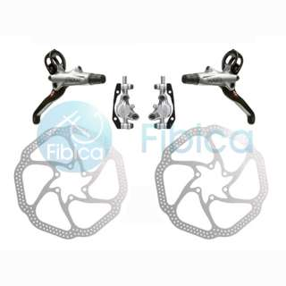 2012 Avid Elixir 7 Hydraulic Disc Brake R&L HS1 set
