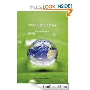 Water Today: Alessandro Leto:  Kindle Store