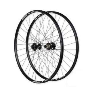 Azonic Outlaw 29er Mountain Bike Wheel Sets ANODIZED Black 9/10 SPD
