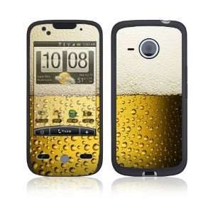 I Love Beer Protective Skin Cover Decal Sticker for HTC Droid