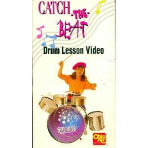 Catch the Beat Drum Lesson Video Ohio Art Movies & TV