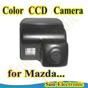 CCD Car Rear View Reverse Parking Backup CAMERA for MAZDA 3 / 6, MAZDA