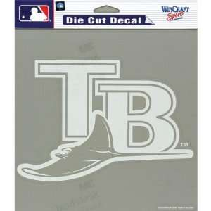 Tampa Bay Devil Rays   Logo Cut Out Decal MLB Pro Baseball Automotive