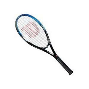 Wilson Impact& Tennis Racket / Racquet:  Sports & Outdoors