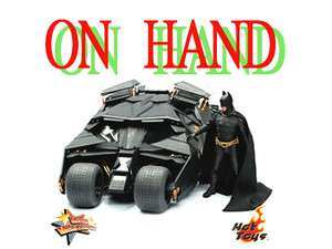 Batmobile 1/6 Batman The Dark Knight Tumbler ON Hand 100% NEW L@@K