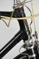 VIntage 1964 Dunelt Sports Lightweight Bicycle 21 Mens Bike Black 3