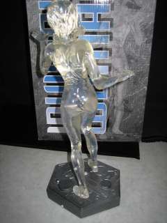 Invisible Woman Bowen Clear Statue 2000 Fantastic Four