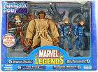 Four   Mr. Fantastic and Invisible Woman    Box Set by Toy Biz    NRFB