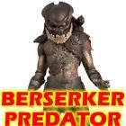 H10 NECA PREDATORS BERSERKER PREDATOR ACTION FIGURE