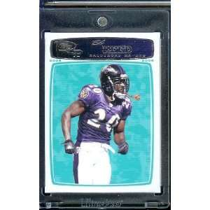2008 Topps Rookie Progression # 157 Ed Reed   Baltimore Ravens   NFL