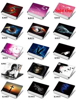 LAPTOP PROTECTIVE SKIN STICKER COVER FIT UP TO 18.5W