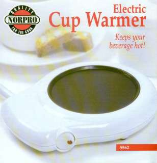 New Norpro #5562 Soup Coffee Tea Beverage Electric Cup Warmer