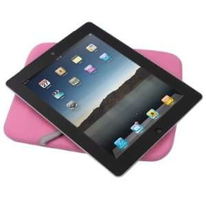 Neoprene Soft Sleeve Case Bag Cover For Apple iPad 2 Pink Electronics