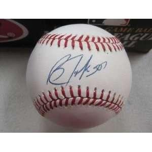 Bo Jackson Signed Baseball   White Sox A l W jsa   Autographed
