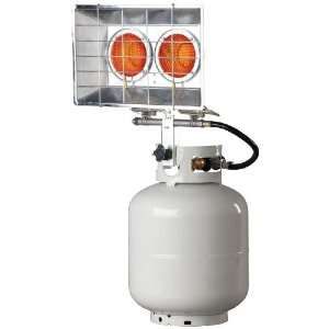 Mr. Heater, MH30TS, double tank top, outdoor propane heater