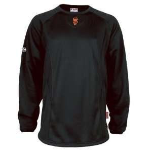com San Francisco Giants  Authentic Collection  2009 Therma Base Tech