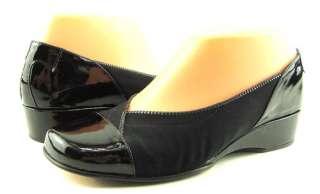 TARYN ROSE KAROO Black Womens Shoes Wedges EUR 36