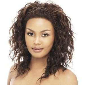 Its a Wig Braid Lace Front Wig Ashley Color 1B Beauty