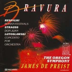 Respighi Feste Romane/Strauss Don Juan/Lutoslawski