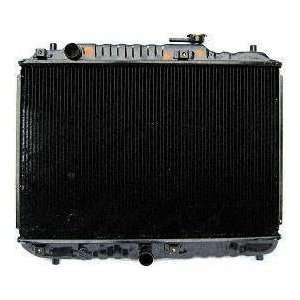 com 95 00 LEXUS LS400 ls 400 RADIATOR, 8cyl; 4.0L; 242c.i. w/o Towing