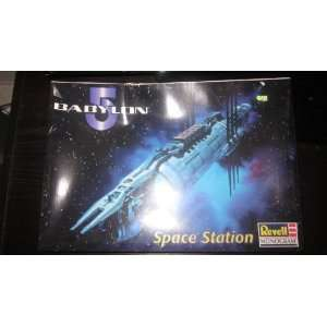 Babylon 5 Space Station Revell Monogram Model Kit: Toys & Games