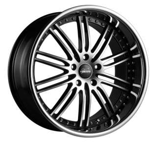VERTINI HENNESSEY 5X120 WHEELS RIM FIT BMW 550 M5 650I M6 750 760