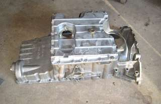 BMW X5 Upper & Lower Engine Oil Pan 04 05 06 4.4i 4.8is