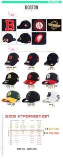 UNISEX MEN FLEXFIT BASEBALL SPANDEX HAT BALL CAP BOSTON