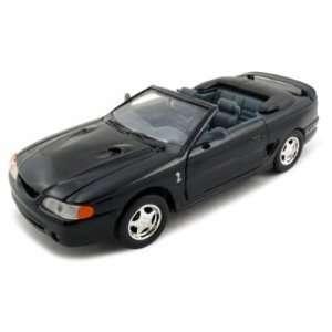 1998 Ford Mustang SVT Cobra Diecast Car Model 1/24