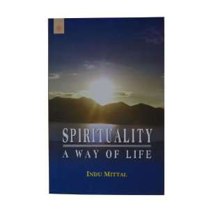 spirituality_way_of_life Indu Mittal Books