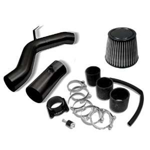 Nissan Maxima 04 07 V6 3.5L Cold Air Intake   Black