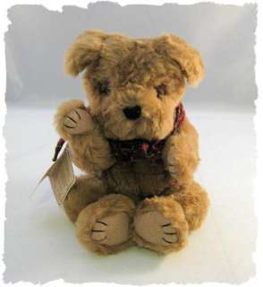 NWT Boyds Simon T. Poochley Stuffed Plush Dog CUTE