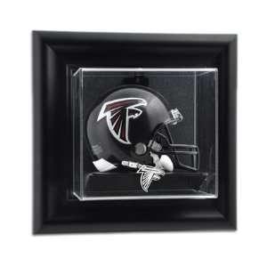 Mounted Memories Atlanta Falcons Wall Mounted Mini Helmet Display Case