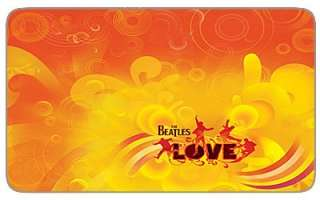 Music The Beatles iPad Tablet Screens Skin Decal Cover