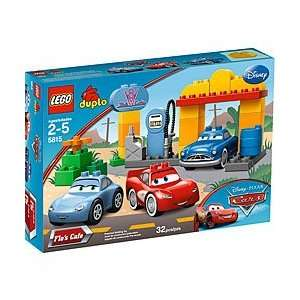 Lego Flos Cafe Duplo Building Set Toy Game Toys & Games