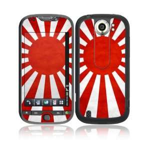 War Flag Decorative Skin Cover Decal Sticker for HTC MyTouch 4G