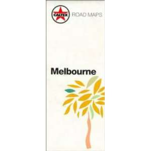 Caltex Road Maps: Melbourne (9780670906925): Cartographic