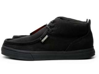 Lugz Boots Mens Shoes STRIDER Black