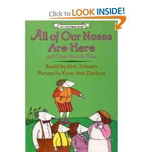 are here and other noodle tales alvin schwartz  Books