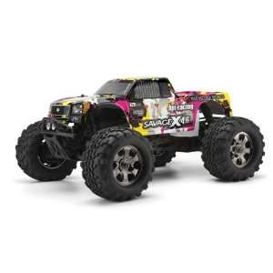 HPI Racing Savage X 4.6 RTR with 2.4 Radio Toys & Games