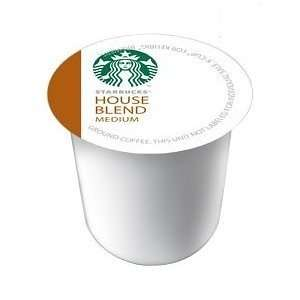 Starbucks Coffee * House Blend * Medium, 16 K Cups for Kig Brewers