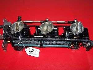 Yamaha Non Power Valve GP 1200 XL SUV Top End Engine Rebuild