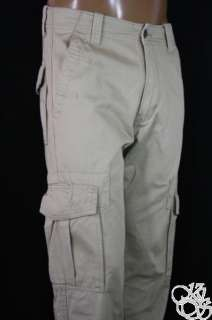 LEVIS JEANS Stone Tan Beige Cargo Loose Fit Straight Leg Mens Pants