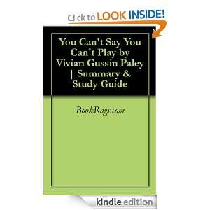 Paley  Summary & Study Guide BookRags  Kindle Store