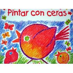Pintar Con Ceras / I Can Crayon (Spanish Edition) Usborne Books